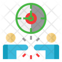 Conflict Disagreement Pressure Icon