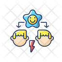 Conflict Resolution Conflict Resolution Icon