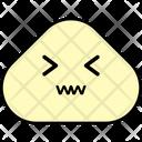 Confounded Emoticon Confused Icon