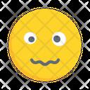 Emoji Emoticon Confounded Icon