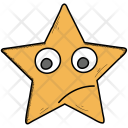 Confounded Emoji Scrunched Icon