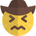Confounded Cowboy Icon