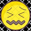 Confounded Emoji Icon
