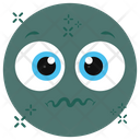 Confounded Emoji Emoticon Emotion Icon