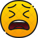 Confounded Face Icon