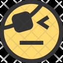 Confuse Pirate Emoji Icon