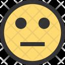Confuse Emoji Face Icon