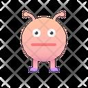 Confuse Alien Alien Character Icon