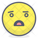 Confused Shocked Shock Icon