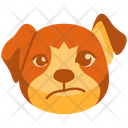Confused Emoji Emoticon Icon