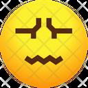 Confused Emoji Emotion Icon