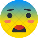 Confused Smiley Avatar Icon