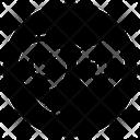 Confused Emoticon Emoji Emoticon Icon