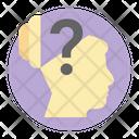 Confused Person Icon