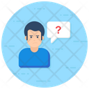 Faq Frequently Asked Questions Help Icon