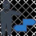 Business Confusion Decision Icon