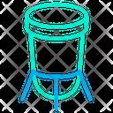 Conga Drum Instrument Icon