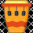 Conga African Drum Drum Icon