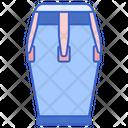 Conga Bong Instrument Icon