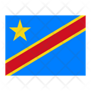 Congo Flag Flags Icon