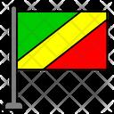 Congo Country Flag Flag Icon