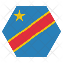Congo Democratic National Icon
