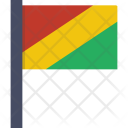 Congo National Country Icon