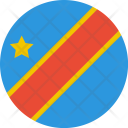 Congo Democratic Republic Icon
