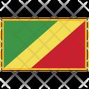 Congo R Congo Flag Icon