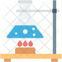 Conical Flask Lab Icon