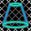 Conical Shape Shape Icon