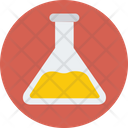 Conical Experiment Flask Icon