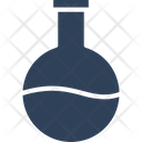 Conical Flask Elementary Flask Erlenmeyer Flask Icon