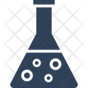 Conical Flask Lab Flask Elementary Flask Icon