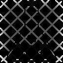 Conical Flask Lab Apparatus Lab Beaker Icon