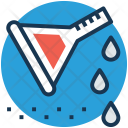 Sample Flask Erlenmeyer Icon