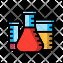 Chemistrys Cience Laboratory Icon
