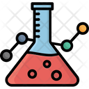 Conical Flask Erlenmeyer Flask Lab Equipments Icon