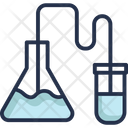 Conical Flask Flask Lab Equipment Icon