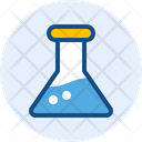 Conical Flask Flask Laboratory Icon