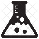 Chemical Flask Laboratory Icon