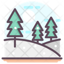 Coniferous Forest Icon