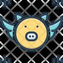 Conjectural Wellness Emoji Icon