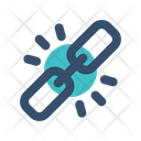 Connect Link Chain Icon