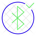 Connect Bluetooth Icon