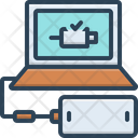 Connect Device Icon