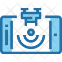 Connect Drone Icon