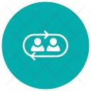 Connect employee Icon