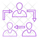 Employees Connect Team Icon