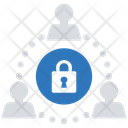 Connect Lock Icon